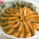 broodpudding met kweeperen en walnoten